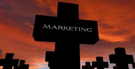 Image of Moartea ca obiect de marketing