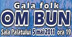 Image of Câştigătorii invitaţiilor la Gala Folk Om Bun